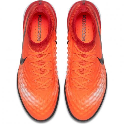 Nike Futsal Shoes Magistax Proximo Ii Tf TOTAL CRIMSON/BLACK-UNIVERSITY RED Tifoshop