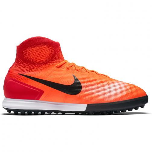 Nike Futsal Shoes Magistax Proximo Ii Tf TOTAL CRIMSON/BLACK-UNIVERSITY RED