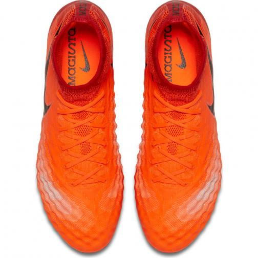 Nike Fußball-schuhe Magista Obra Ii Fg OTAL CRIMSON/BLACK-UNIVERSITY RED Tifoshop