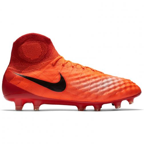 Nike Fußball-schuhe Magista Obra Ii Fg OTAL CRIMSON/BLACK-UNIVERSITY RED