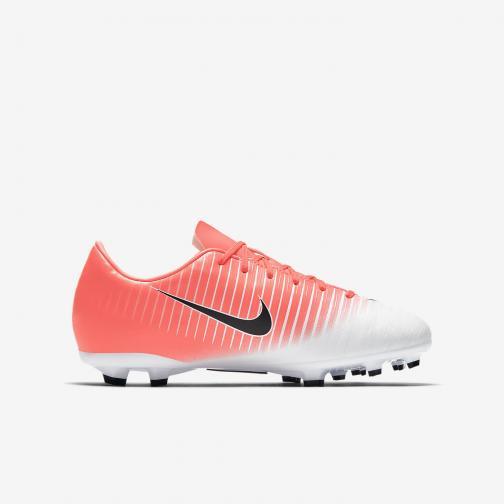 Nike Scarpe Calcio Mercurial Victory Vi Fg  Junior Rosa Tifoshop