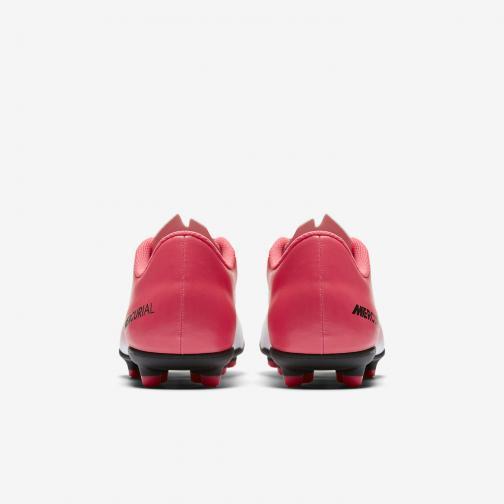 Nike Fußball-schuhe Mercurial Vortex Iii Fg  Juniormode RACER PINK/BLACK-WHITE Tifoshop