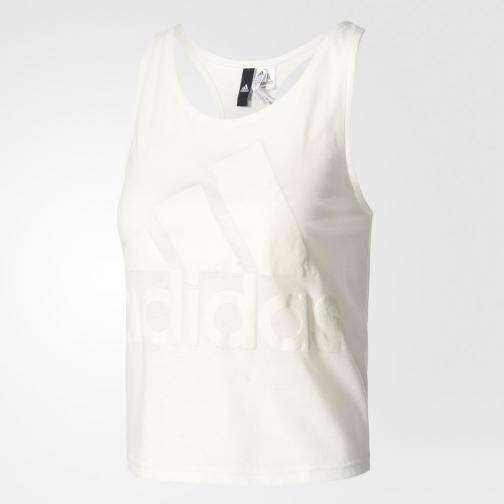 Adidas Tank Top Image  Woman WHITE
