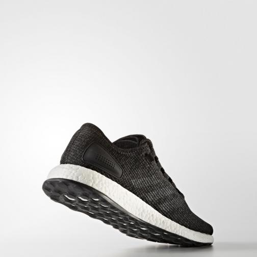 Adidas Chaussures Pureboost CORE BLACK/DGH SOLID GREY/CORE BLACK Tifoshop