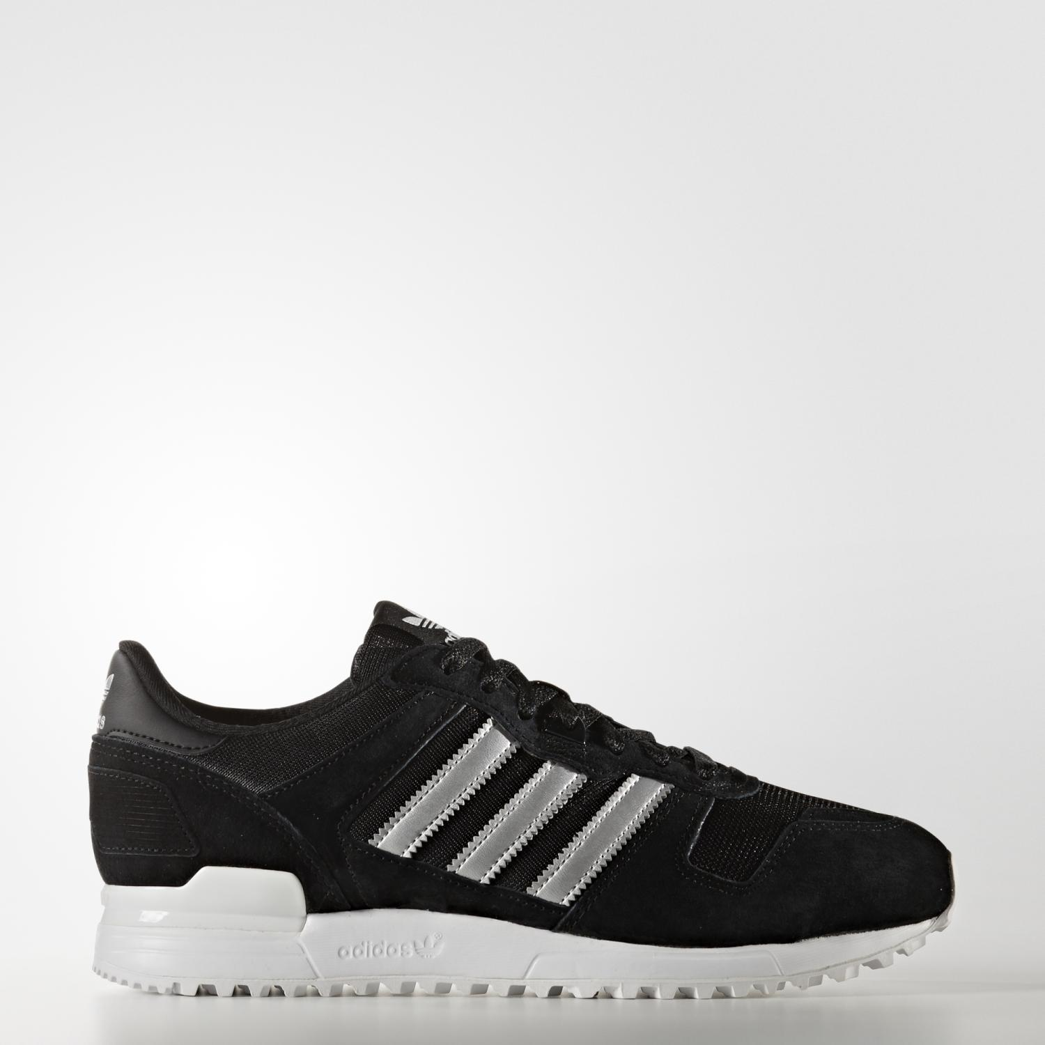 c03999cffe75 Adidas Originals Shoes Zx 700 Core Black matte Silver utility Black -  Tifoshop.com