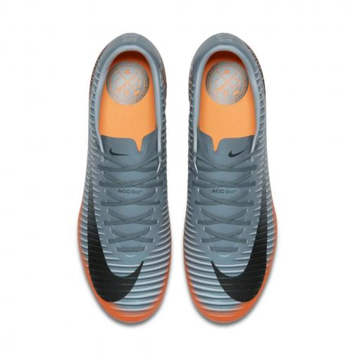 Nike Fußball-schuhe Mercurial Vapor Xi Cr7 Fg   Cristiano Ronaldo COOL GREY/MTLC HEMATITE-WOLF GREY Tifoshop