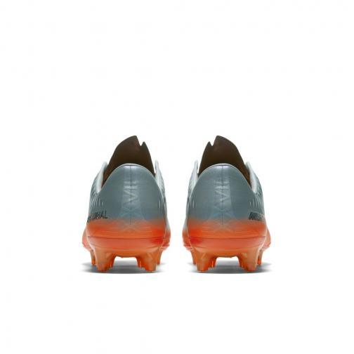 Nike Football Shoes Mercurial Vapor Xi Cr7 Fg   Cristiano Ronaldo COOL GREY/MTLC HEMATITE-WOLF GREY Tifoshop