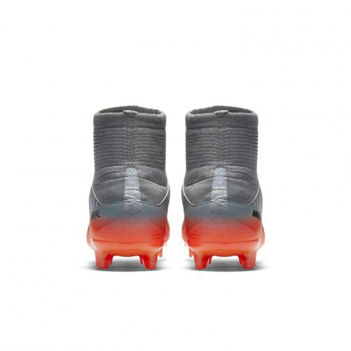 Nike Chaussures De Football Mercurial Veloce Iii Dynamic Fit Cr7 Fg   Cristiano Ronaldo COOL GREY/MTLC HEMATITE-WOLF GREY Tifoshop