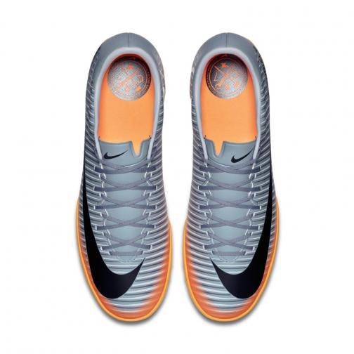 Nike Scarpe Calcetto Mercurial Victory Vi Cr7 Tf   Cristiano Ronaldo Grigio Tifoshop
