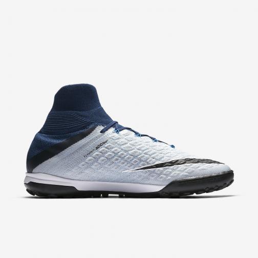 Nike Futsal Shoes Hypervenomx Proximo Ii Dynamic Fit Tf BRAVE BLUE/BLACK-PHOTO BLUE-BLUE TINT Tifoshop