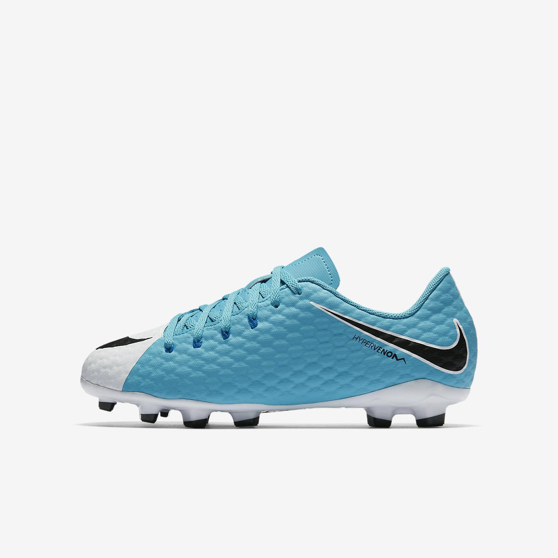 Nike Scarpe Calcio Hypervenomx Phelon 3 Fg  Junior