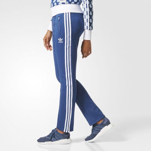 Adidas Originals Pant Firebird Tp  Woman real blue s10/pearl opal Tifoshop