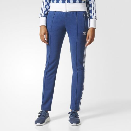 Adidas Originals Pantalon Firebird Tp  Femmes real blue s10/pearl opal