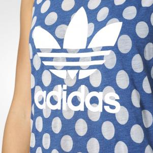 Adidas Originals Tank Top Loose Trefoil  Woman