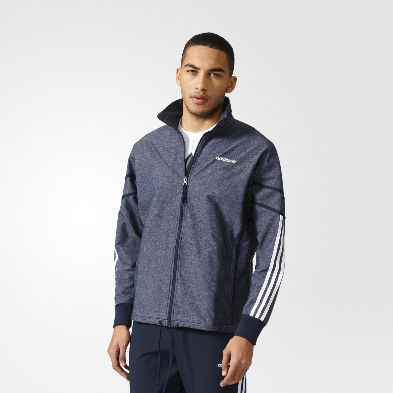 39911037dbeb0 Adidas Originals Sweatshirt Tko Clr84 Woven Tracktop Legend Ink S10 ...