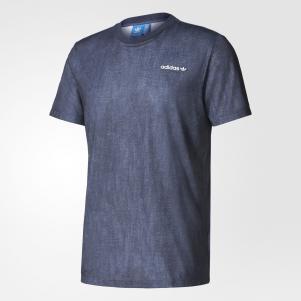 Adidas Originals T-shirt Tko Clr84 Indigo