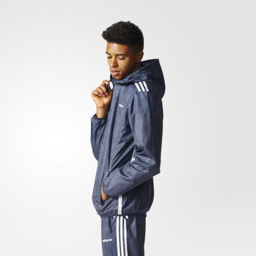 Adidas Originals Wind Top Tko Clr84 legend ink Tifoshop