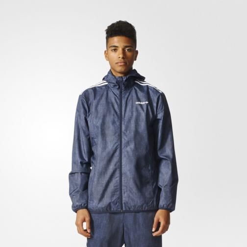 Adidas Originals Wind Top Tko Clr84 legend ink