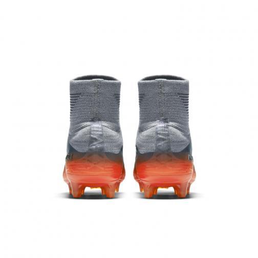 Nike Chaussures De Football Mercurial Superfly V Cr7 Fg   Cristiano Ronaldo COOL GREY/MTLC HEMATITE-WOLF GREY Tifoshop