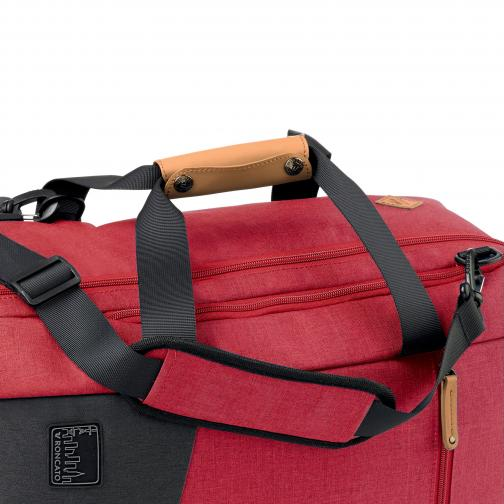 Wheeled Duffle  RED Roncato