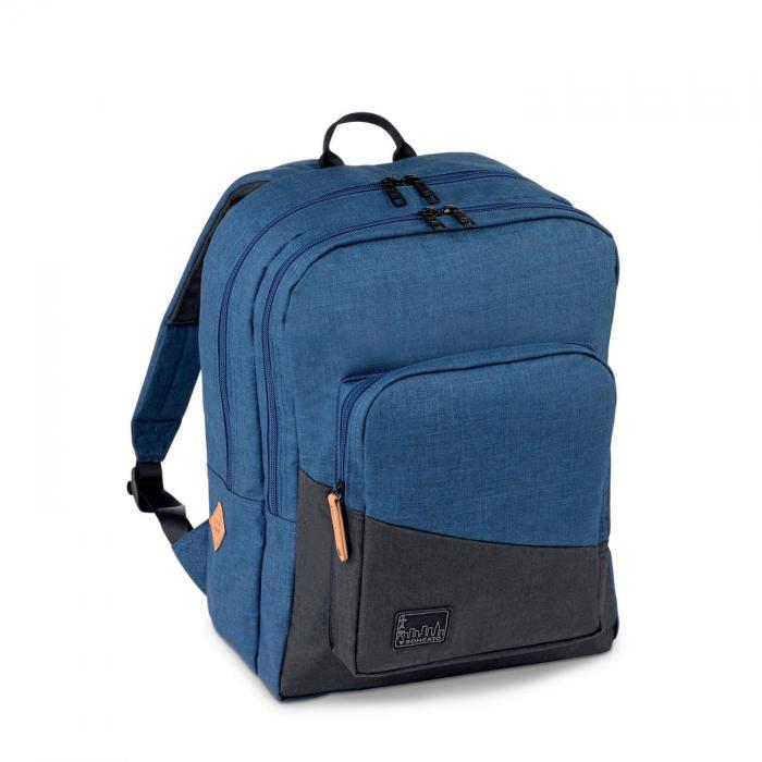 Backpack  DARK BLU
