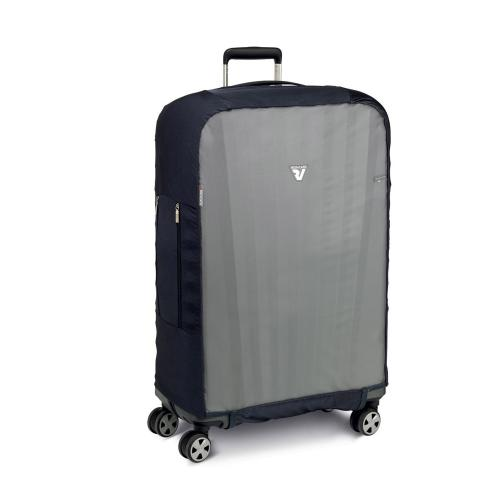 LUGGAGE COVER  BLACK/TRANSPARENT