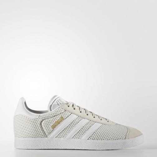 Adidas Originals Scarpe Gazelle  Donna Beige