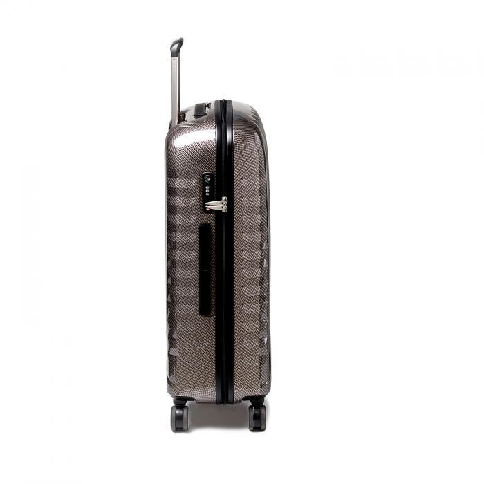Trolley Medio  WARM GREY/CARBON Roncato