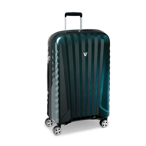 LARGE LUGGAGE  OTTANIO/CARBON