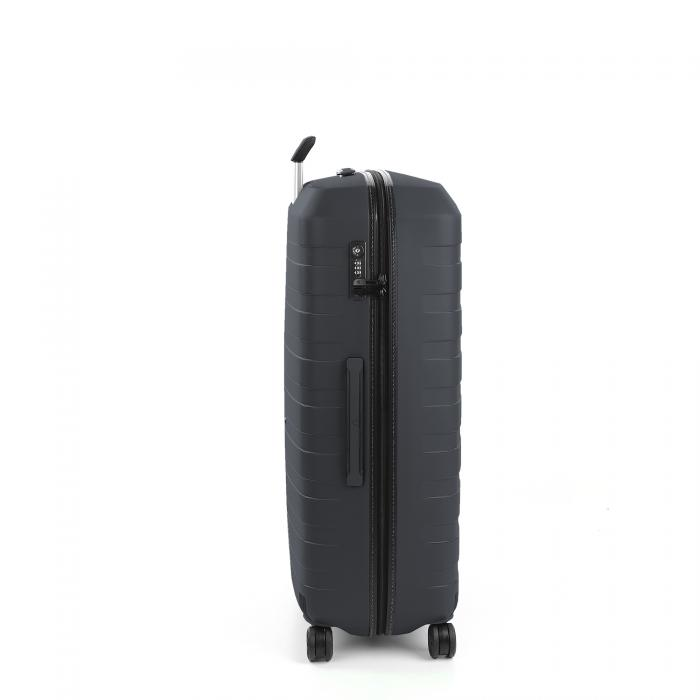 Trolley Grand L  BLACK/ANTHRACITE Roncato