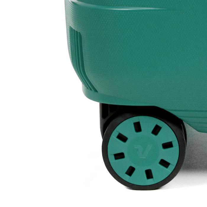 Trolley Grande Taille  BLACK/EMERALD Roncato
