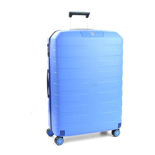 LARGE LUGGAGE  SKY BLUE/BLUE