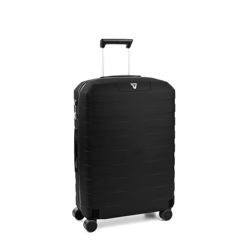 MEDIUM LUGGAGE  BLACK/BLACK