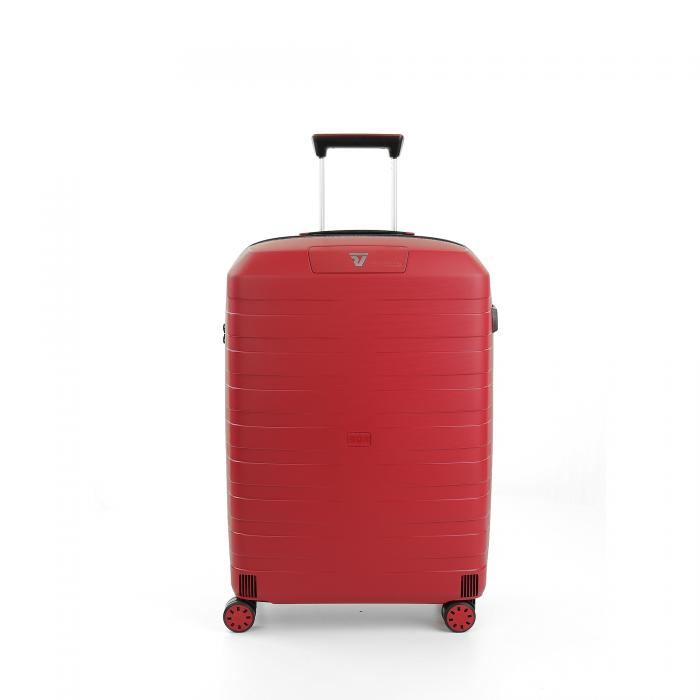 Medium Luggage M  BLACK/RED Roncato