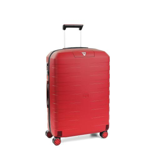 TROLLEY MOYENNE TAILLE  BLACK/RED