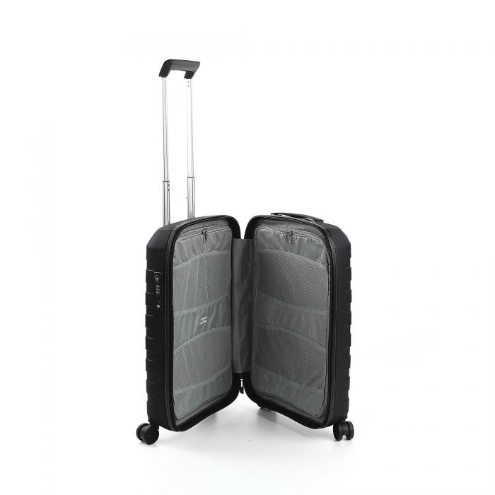 Trolley Cabine  BLACK/ANTHRACITE Roncato