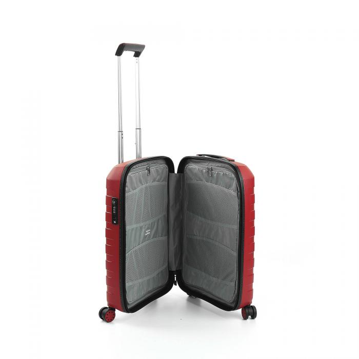 Trolley Cabine  BLACK/RED Roncato