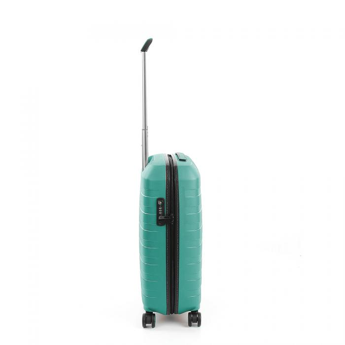 Cabin Luggage  BLACK/EMERALD Roncato