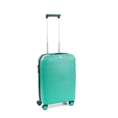 TROLLEY CABINE  BLACK/EMERALD