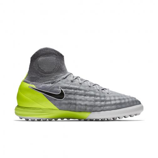 Nike Futsal-schuhe Magistax Proximo Ii Tf WOLF GREY/BLACK-COOL GREY-PURE PLATINUM Tifoshop