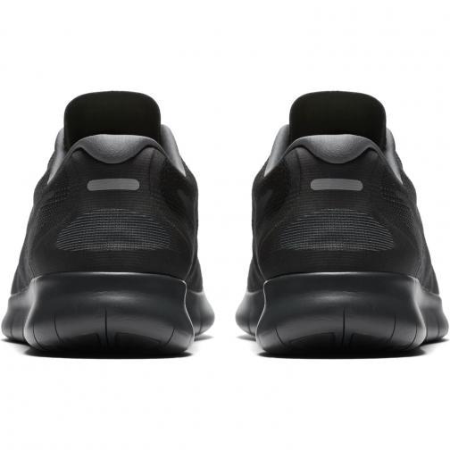 Nike Schuhe Free Rn 2017 BLACK/ANTHRACITE-DARK GREY-COOL GREY Tifoshop