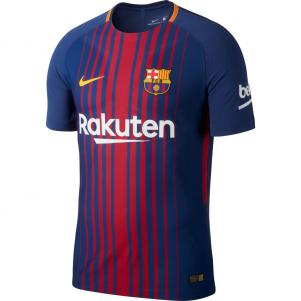 video Nike Authentique Maillot Home Barcelona   17/18