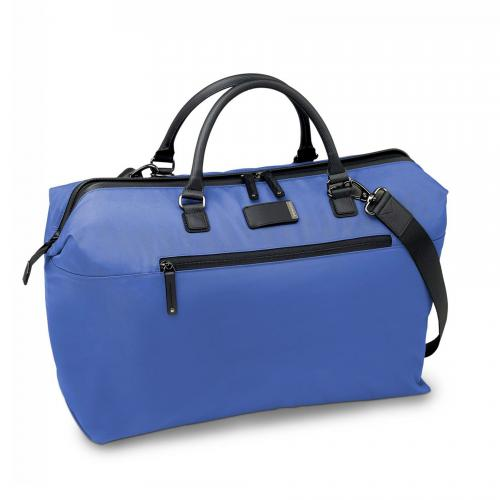 DUFFLE  LIGHT BLUE