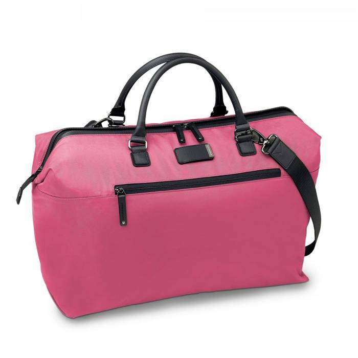 Reisetaschen  PINK