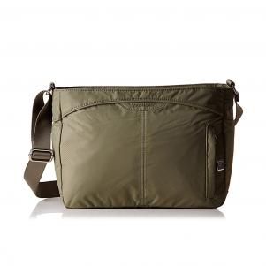 CROSSOVER BAG  MILITARY GREEN