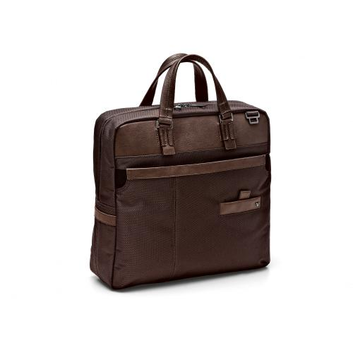 SAC ORDINATEUR  DARK BROWN