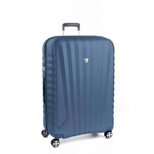 LARGE LUGGAGE  BLUE/BLUE