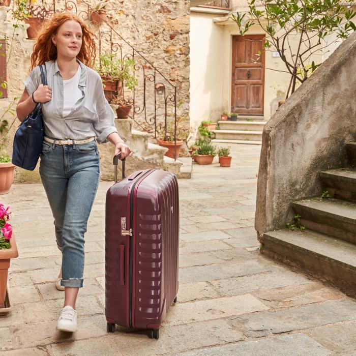 Large Luggage  (RED/RED) Roncato