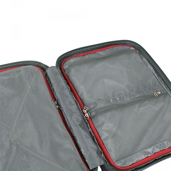 Medium Luggage  GREY/SILVER Roncato