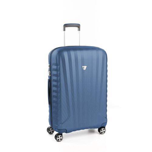 MEDIUM LUGGAGE  BLUE/BLUE